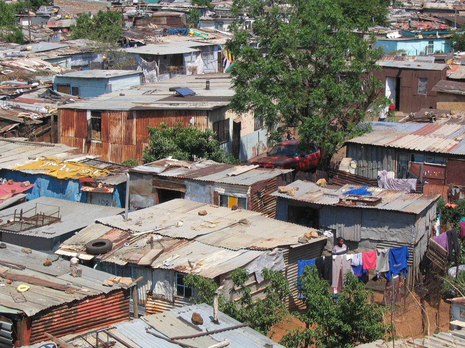 Improves Sanitation in Communities That Lack Plumbing, such as the Soweto Township in South Africa